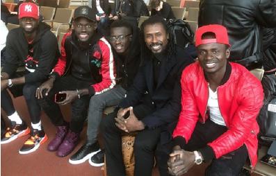 Mondial 2018 : Les joueurs retenus (provisoirement) par Aliou Cissé