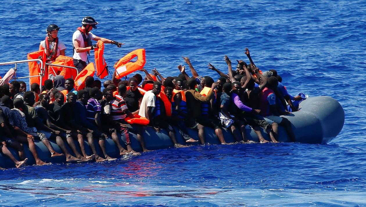 Emigration clandestine: Plus de 600 migrants bloqués entre Malte et l'Italie