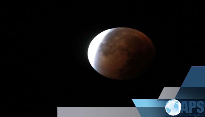 SCIENCES: La plus longue éclipse lunaire du 21è siècle prévue le 27 juillet prochain(Astronome)
