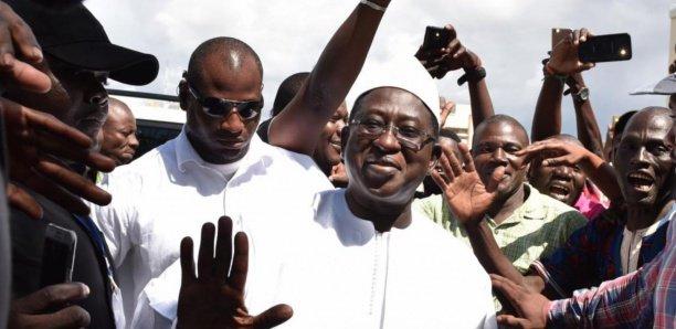 "Mali : ""Soumaïla Cissé sera investi Président le 4 septembre"""