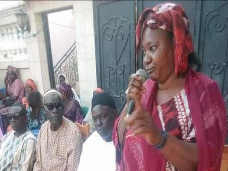 Mbour : Aby Ndiaye de l'Apr placée sous mandat de dépôt