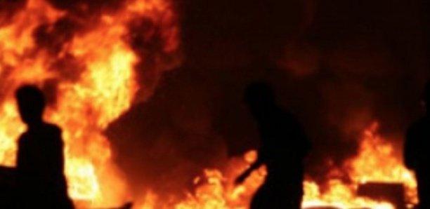 Maristes : Un homme brûlé vif par sa femme pour avoir…