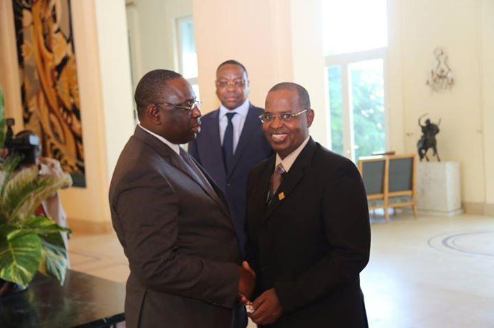 Disparition de Sidy Lamine Niasse : Les condoléances du Président Macky Sall