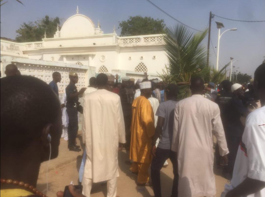 Urgent: Bagarre à Leona Niassene entre la famille de Sidy Lamine et les familles religieuses