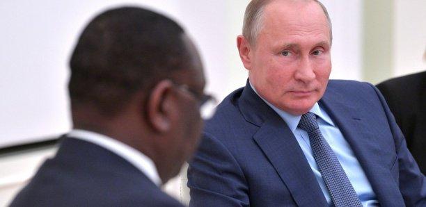 Centrafrique : Poutine bloque Mankeur Ndiaye