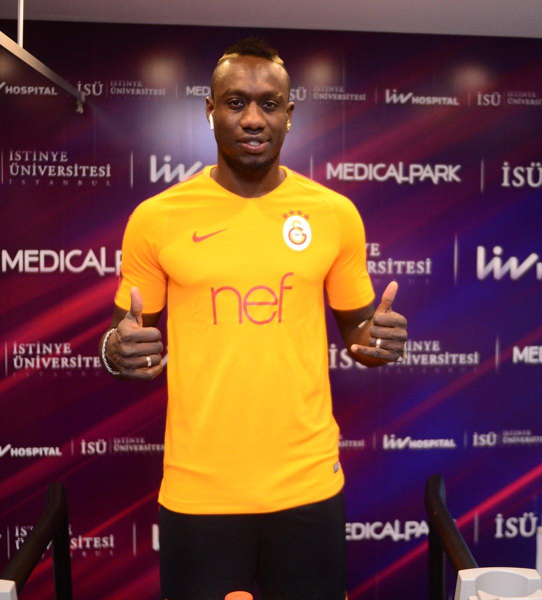 Mbaye Diagne a signé à Galatasaray