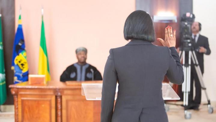 GABON - Polémique sur une prestation de serment à l'ambassade du Gabon au Maroc