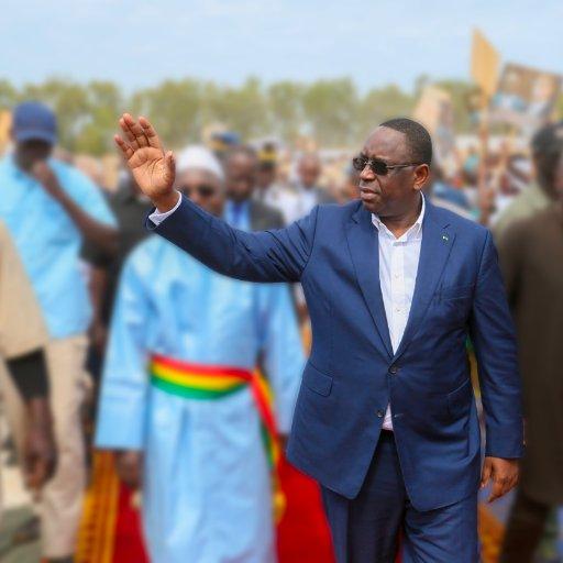 Pŕesidentielle 2019: Macky Sall plébiscité par le monde rural
