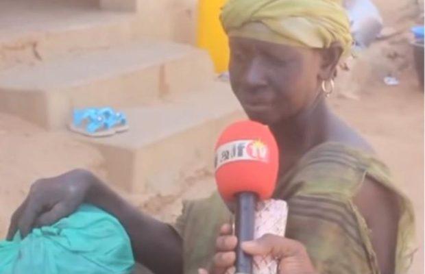 #HelpOulyDiop: l'incroyable soutien des internautes sénégalais à une dame handicapée