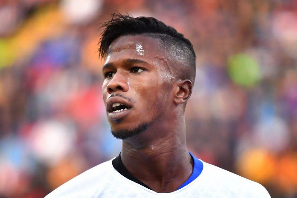 Vidéo : très beau geste de Keita Balde à l'endroit d'un supporter de l'Inter