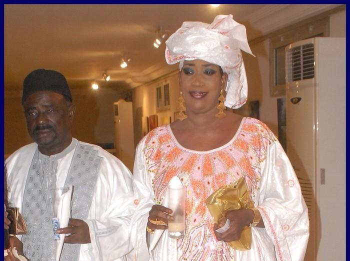 Nécrologie : Kiné Lam perd son mari,Ndongo Malick Coumba Thiam