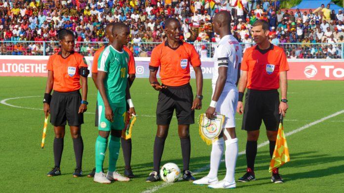 CAN U17: La CAF invite la la fédération japonaise de football à lui fournir les éléments de preuve