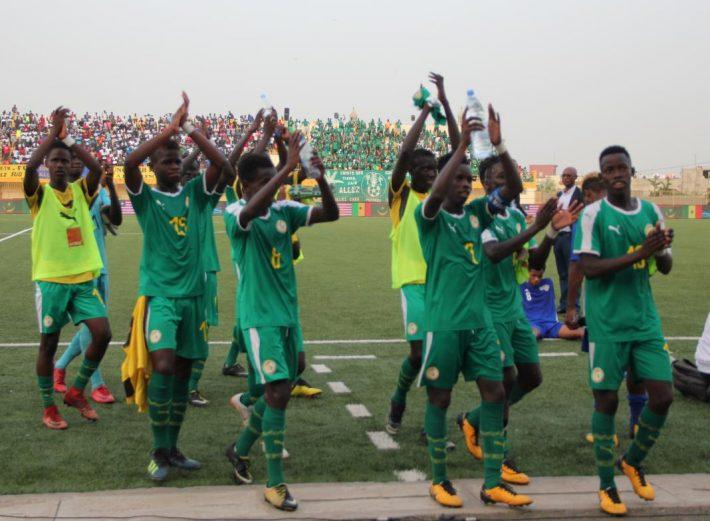 CAN U17: Fraude sur l'âge, le Japon confirme le Sénégal