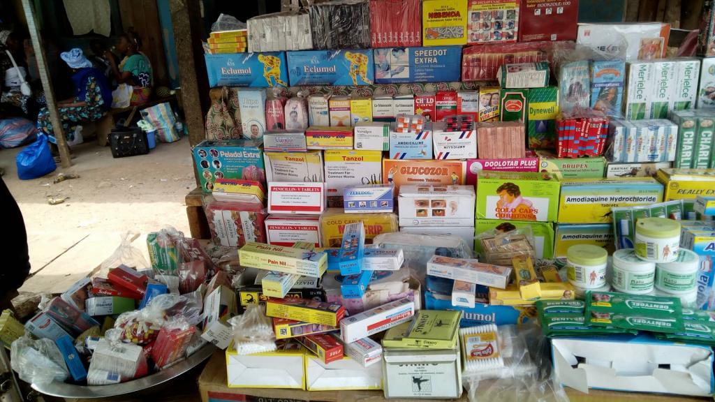 Médicaments de la rue: L'ordre des pharmaciens du Sénégal monte au créneau