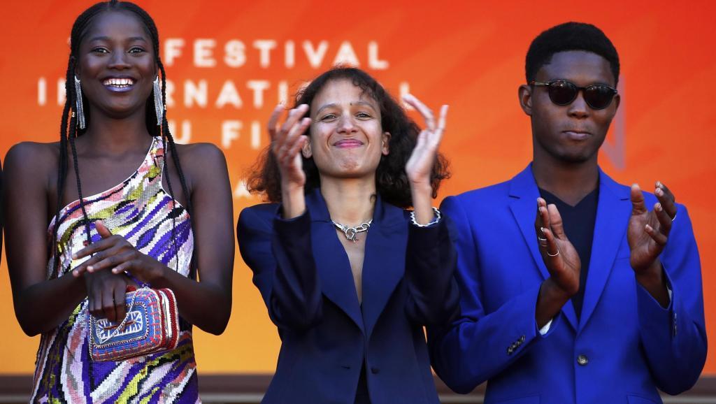 Maty Diop s'adjuge du 2ème Prix du Festival de Cannes 2019