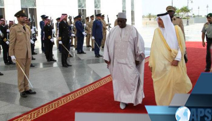 Macky est arrivé en Arabie Saoudite pour le 14ème sommet de l'OCI
