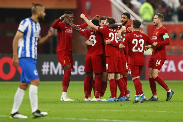Coupe du monde des clubs : Liverpool rejoint Flamengo en finale