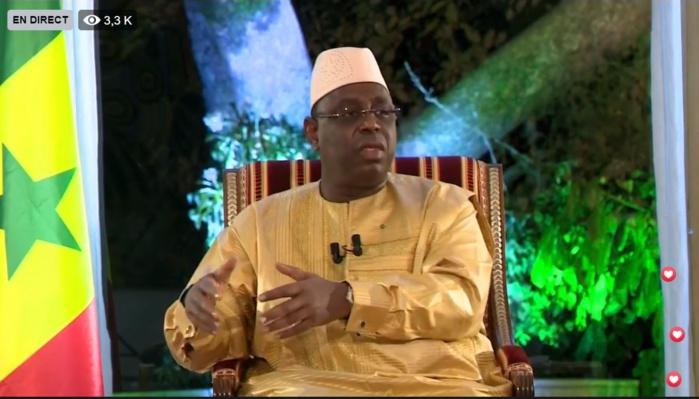 Macky Sall répond à Abdoul Mbaye : « S'il dit que je n'ai plus de vision… c'est qu'il est peut-être devenu aveugle… »