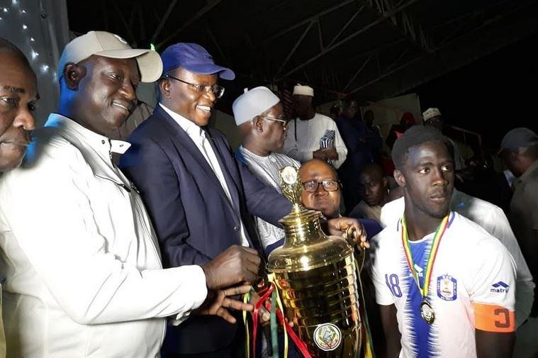 SPORT : Un stade multifonctionnel à Tivaouane, le vœu du maire Diagne Sy Mbengue