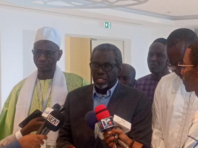 Dialogue national - Après un huis-clos de 6 heures: Le Règlement intérieur du Comité de pilotage adopté