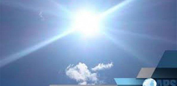 Une forte chaleur attendue aux prochaines heures (ANACIM)