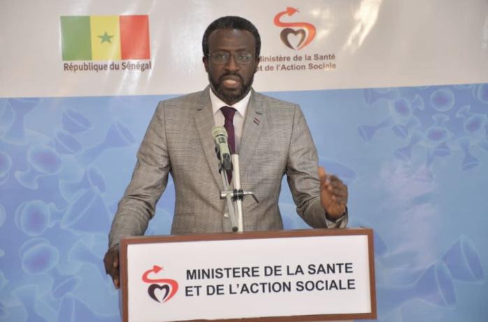 Coronavirus : La situation de la pandémie en chiffres au Sénégal (Dr Abdoulaye Bousso, Cous)