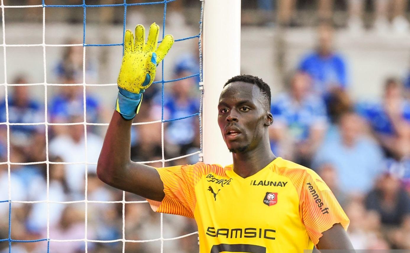 Édouard Mendy : « Je serai à Rennes la saison prochaine »