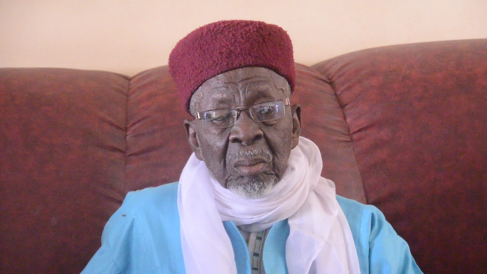 THIÉNABA - Rappel à Dieu du Khalif General Serigne Cheikh Ahmed Tidiane SECK