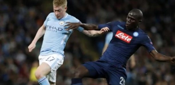 Accord salarial entre Kalidou Koulibaly et Manchester City !