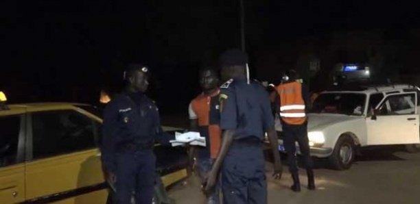 Couvre-feu à Dakar : Plus de 1900 policiers et gendarmes déployés, 61 véhicules mobilisés