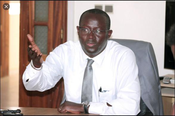 Présidence de la CAF: Me Augustin Senghor présente à Praia, sa candidature