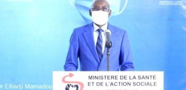 Point du jour : 02 décès, 30 cas graves en réanimation et 87 nouvelles contaminations