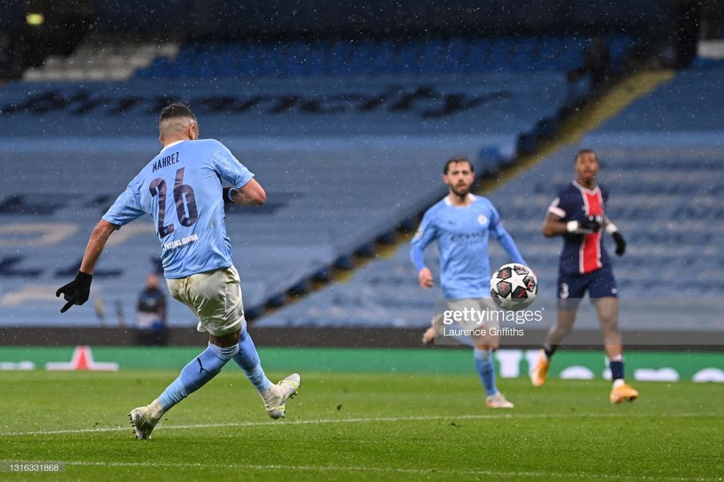 LDC : Manchester City et Riyad Mahrez mettent fin au rêve du PSG
