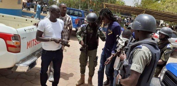 Commissariat central de Dakar : Un des complices de Boy Djiné se suicide
