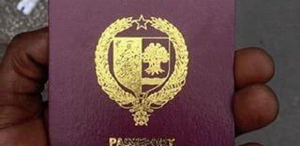 """Moïse Sarr : """"Vers un nouveau passeport avec plus de sécurité et une durée de validité de 5 à…"""""""