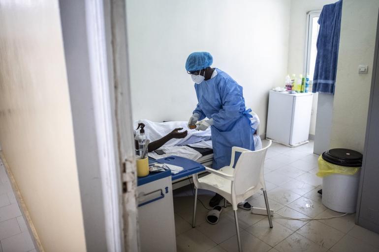 3e vague covid-19 : 2.407 nouvelles contaminations recensées au Sénégal en 7 jours