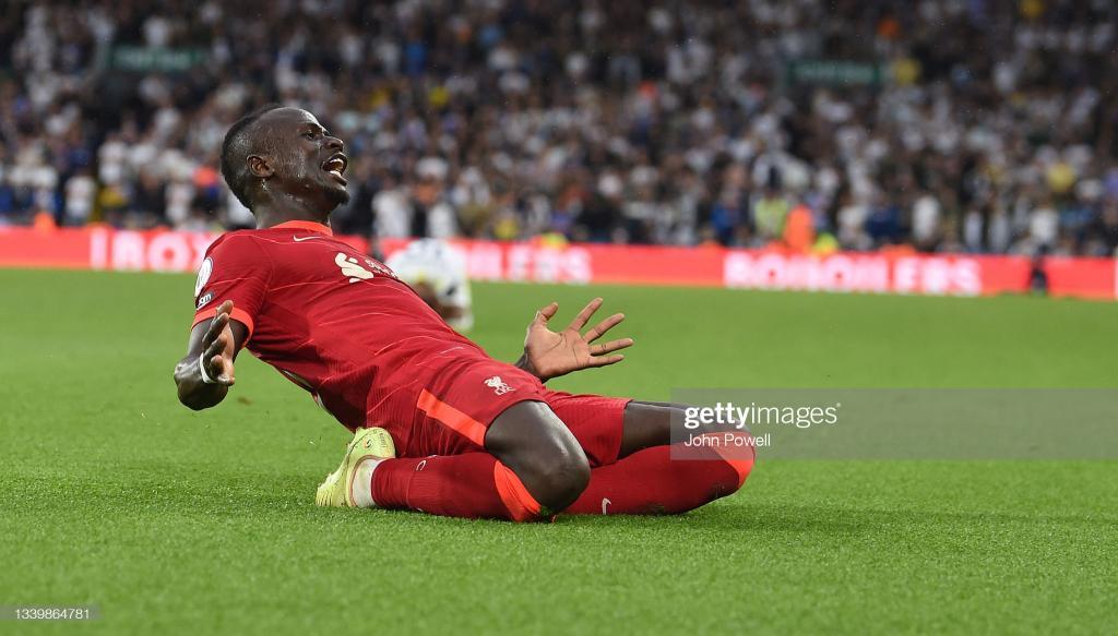 Premier League : Liverpool punit Leeds grâce à Sadio Mané...