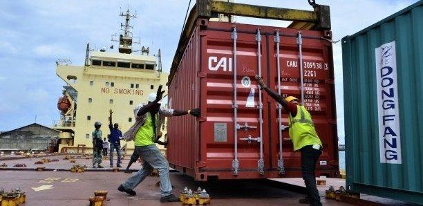 Port de Dakar : La police démantèle une mafia de vol de conteneurs, 5 personnes arrêtées
