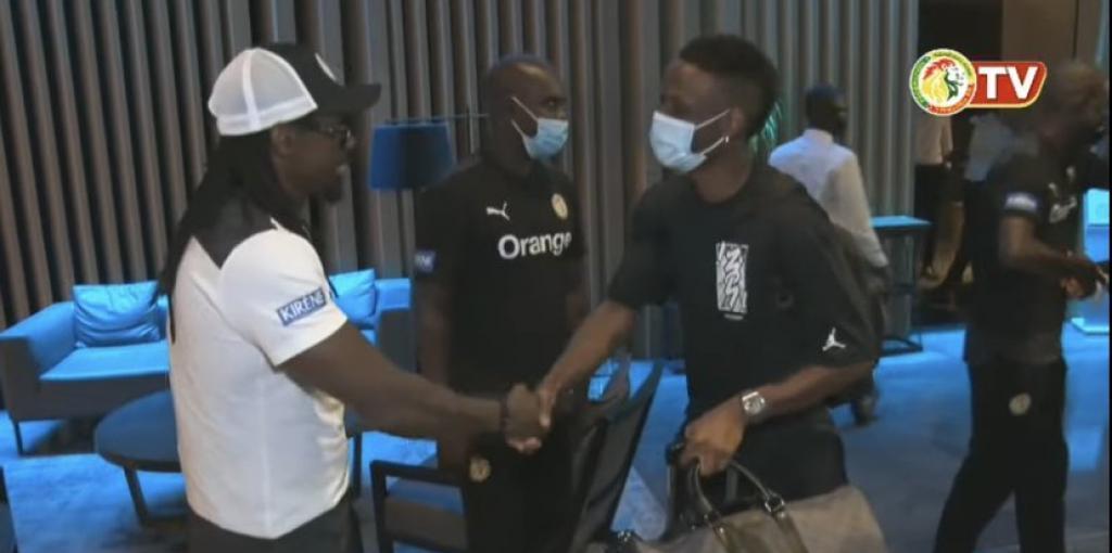 Sénégal vs Namibie : Bouna Sarr dans la tanière (Vidéo)