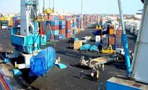 D gradation de la situation financi re le port patauge dans la notation - Recrutement port autonome de dakar ...