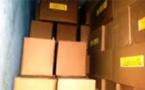 Louga: La Gendarmerie met la main sur 19 tonnes de vinaigre impropre à la consommation