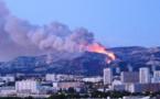 VIDÉO. Grave incendie au nord de Marseille : 3.300 hectares brûlés