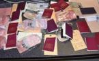 Perquisition: Un taximan tombe avec des centaines de faux documents