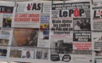 Presse revue: La grève des transporteurs et la pluie à Dakar en exergue