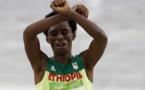 JO 2016, athlétisme : un médaillé éthiopien craint pour sa vie s'il retourne au pays