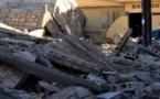 Effrondrement d'une dalle à Pikine Rue 10: Deux morts et deux blessés enregistrés