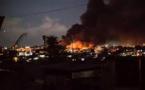 GABON: L'Assemblée nationale de Libreville en feu