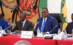 Gouvernement: Communiqué du Conseil des ministres du jeudi 8 septembre 2016