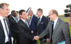 Coopération: Manuel Valls salue l'apport des entreprises françaises à l'Economie sénégalaise