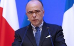 """Lutte contre le terrorisme: Bernard Cazeneuve pour le respect """" des libertés fondamentales"""
